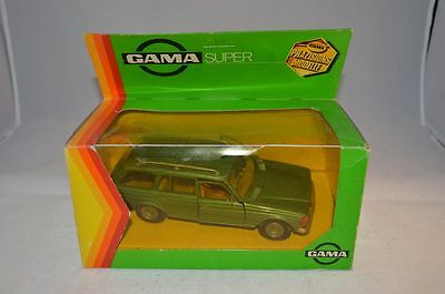 Gama Super Mercedes Benz 300TD Turbo-Diesel mint in box mit OVP top zustand