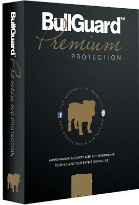 BullGuard 2019 Premium All In One Protection 1 Device - WINDOWS / MAC / ANDROID