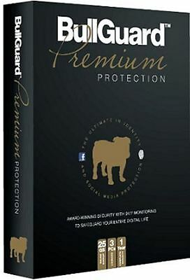 Bullguard 2019 All In One Premium Protection - 1 User - 1 Year