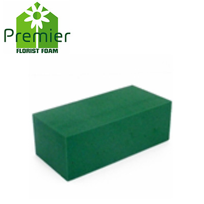 4 x Oasis Premier® VALUE WET FLORAL FOAM BRICK