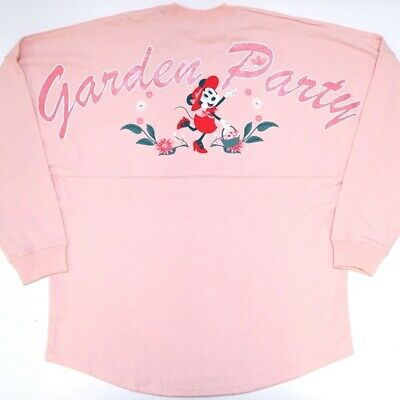 Disney Spirit Jersey Minnie Mouse Garden Party Epcot Flower Festival Parks