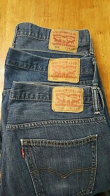 3a31d094 LEVI'S MENS 569 REGULAR FIT JEANS - NWT! Various Colors and Sizes ...