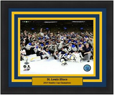 St Louis Blues 2019 Stanley Cup Champions Celebration Hockey 8x10 Photo Picture