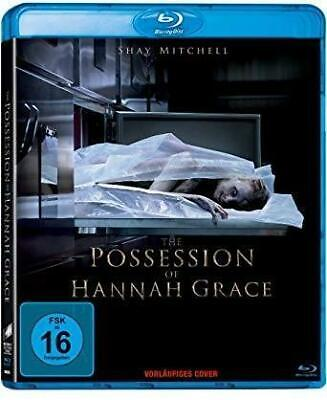 The Possession of Hannah Grace Brian Sieve Blu-ray Disc Deutsch 2018