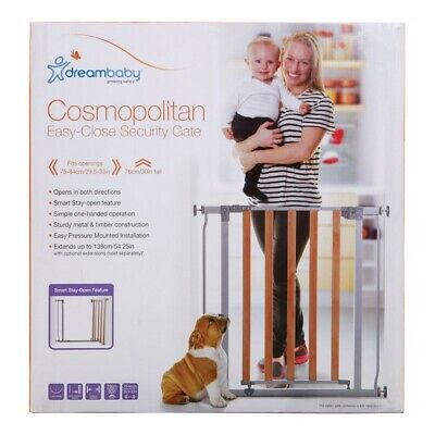 DreamBaby Cosmopolitan Security Gate