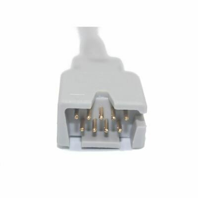 Mindray SpO2 Compatible Short Connect - Adult Clip