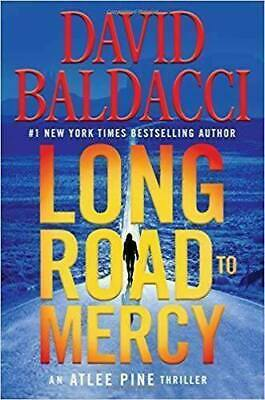 Long Road to Mercy by David Baldacci (2018, EBθθK)