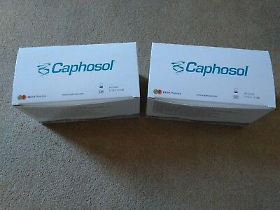 2 boxes of Caphosol mouthwash A and B 30 x 15ml