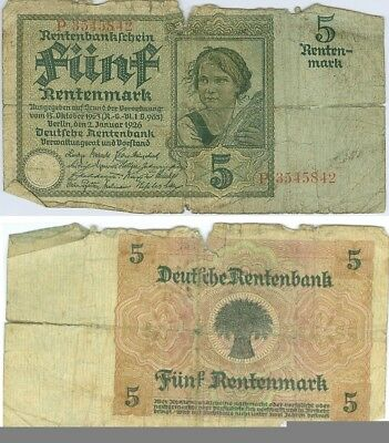 Lot of European Coins and Paper Money Dated 1862-1998