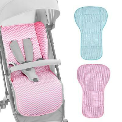 Soft Stroller Cushion Seat Cover Baby Diaper Pad Cotton Stroller Mat Mattress
