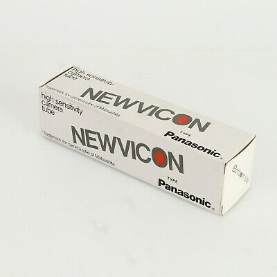 Panasonic Newvicon High Sensitivity Camera Tube S4076, NOS