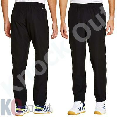 Mens Adidas Essentials Training Pants Stanford Football Woven Cuffed Bottoms ...