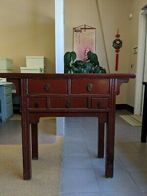 Chinese Antique Console Table