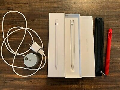 Apple Pencil (1st Generation) - White MK0C2AM/A - WITH EXTRAS