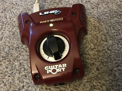 Line 6 Guitar Port - Tone Rig / Audio Interface