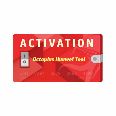 Octoplus Huawei Activation for Octoplus Octopus Box