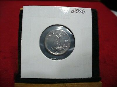 2006P Canada  Dime  10 Cents    Top Grade  06  Proof Like  Sealed  See Photos