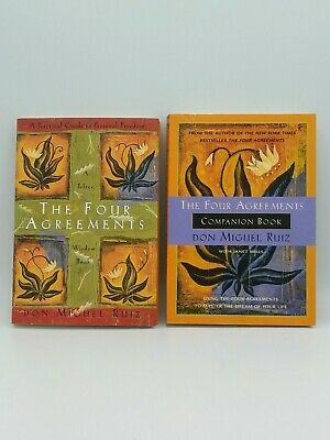 The Four Agreements • A Practical Guide.. & Companion Book by Don Miguel Ruiz