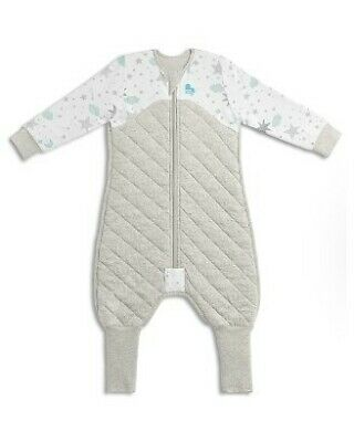 Love To Dream Sleep Suit 3.5 Tog White 24-36M