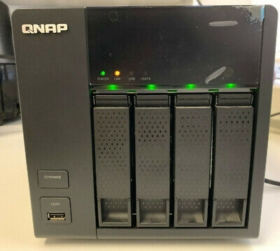 QNAP TS-469L With 4 x Disks High-Performance 4-bay NAS Server System