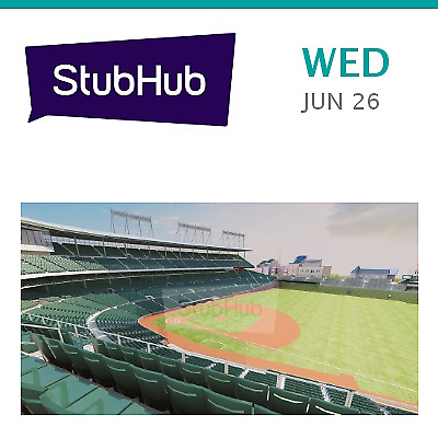 """Atlanta Braves at Chicago Cubs Tickets (Cubs BBQ """"Mitt"""" Giveaway) T... - Chicago"""
