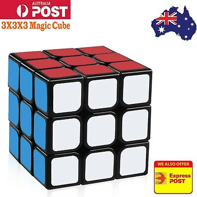 1/2/3/5PCK Magic Cube 3x3x3 Super Smooth Super Fast Speed Rubic,s Rubicks Puzzle