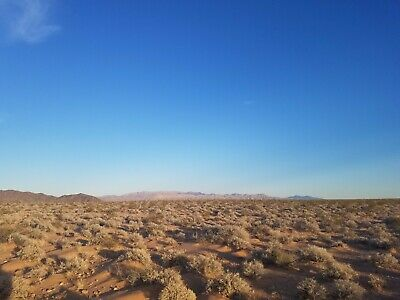 Vacant Residential Lot~5 Acres~Moapa Valley NV