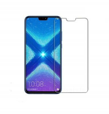 Lot/ Film Vitre Verre Trempé de Protection d'écran Transparent Pour Honor 8X