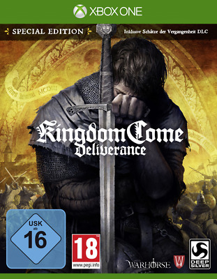 Kingdom Come Deliverance Special Edition Xbox One USK: 16