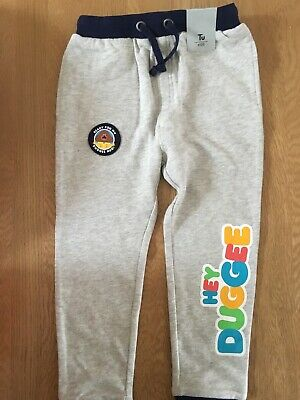 Hey Duggee boys or girls age 4/5 years jogger botton jogging trousers
