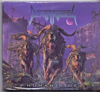 DEATH ANGEL Humanicide (CD Album)