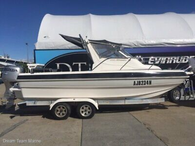 2003 Lifestyle Tri Hull Allrounder 6700 (Ultimate Game Fishing Boat)
