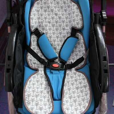Baby Kids Stroller Mat Summer Cushion Breathable Newborn Seat  Liner Padding