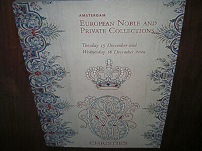 *    Noble   And  Private   Collections   .   Auktionskatalog  .   Interessant