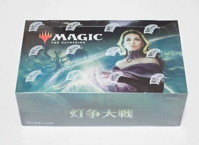 The Gathering MTG Magic The Gathering WAR of The Spark Booster Box Magic