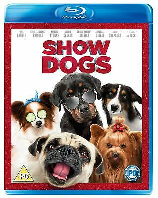 Show Dogs - Blu Ray - New Unplayed - Family Comedy Film
