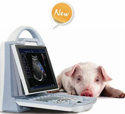 Veterinary Ultrasound doppler color DCU12 with 1 transducer to Choice