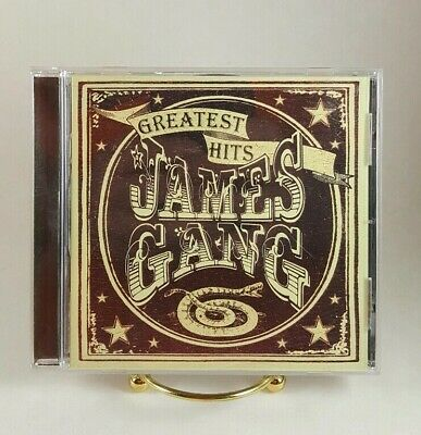 James Gang Greatest Hits CD 2000 MCA BMG NO DISK SCRATCHES SMOKE FREE HOME