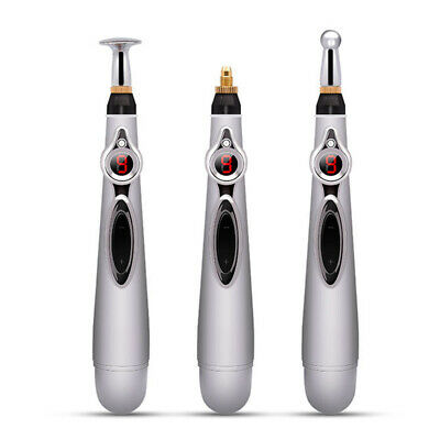 Electronic Pulse Analgesia Pen Body Pain Relief Acupuncture Point Massage Pen
