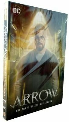 Arrow Season 7 DVD Box Set Brand New Sealed UK Compatible 24 Hours Post
