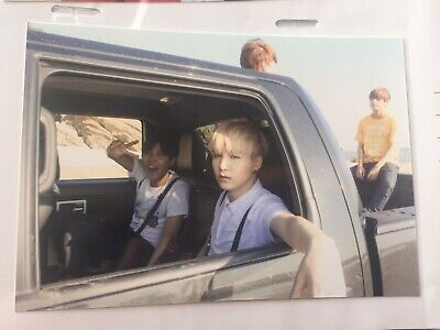 BTS Official Butterfly Dream Photo Yoongi Suga JHope Hoseok