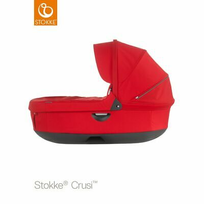 Stokke Trailz Carrycot - Red *WAS £249.99* *NOW £149.99* *SAVE £100*