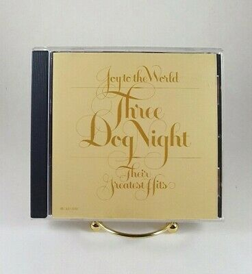 Joy To The World Three Dog Night Their Greatest Hits CD 1974 MCA NO SCRATCHES