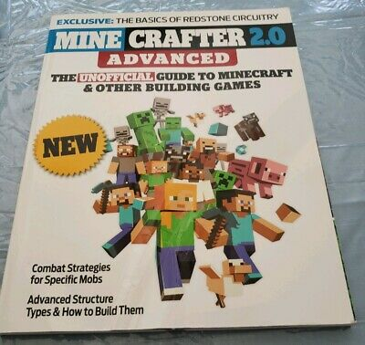 MINECRAFTER 2 0 ADVANCED Unofficial Guide To Minecraft