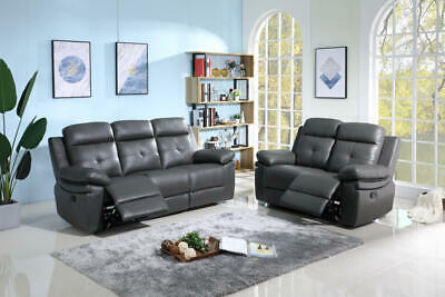 York Recliner Sofa Set 2 Seater And 3 Seater Free Delivery