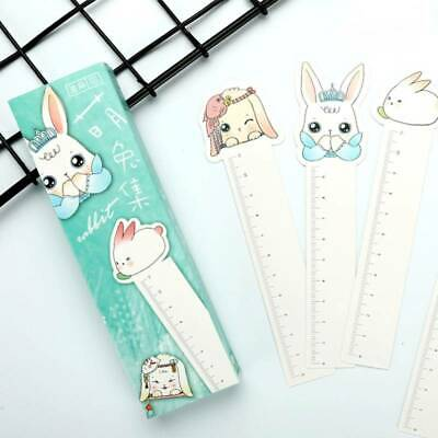 30 Sheets/set Hand-painted Multifunction Office Supplies Stationery Bookmarks