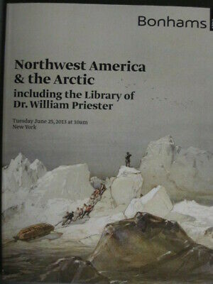 Bonhams 6/25/13 Northwest America & Artic Ephemera prints books MAPS