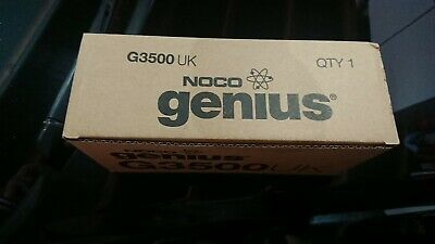 Noco Genius Battery Charger Motorcycle Leisure G3500 6V/12V 3.5A  Lithium