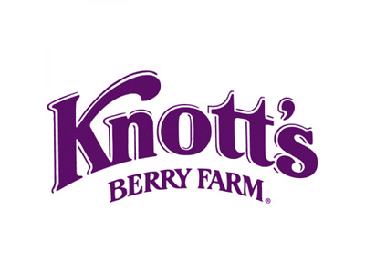 (2) Knott's Berry Farm Tickets - E-Delivery