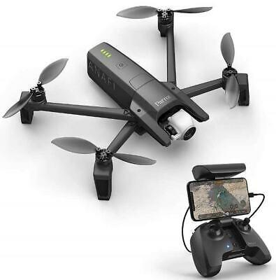 Parrot PF728000 Anafi Drone, Foldable Quadcopter Drone with 4K HDR Camera,